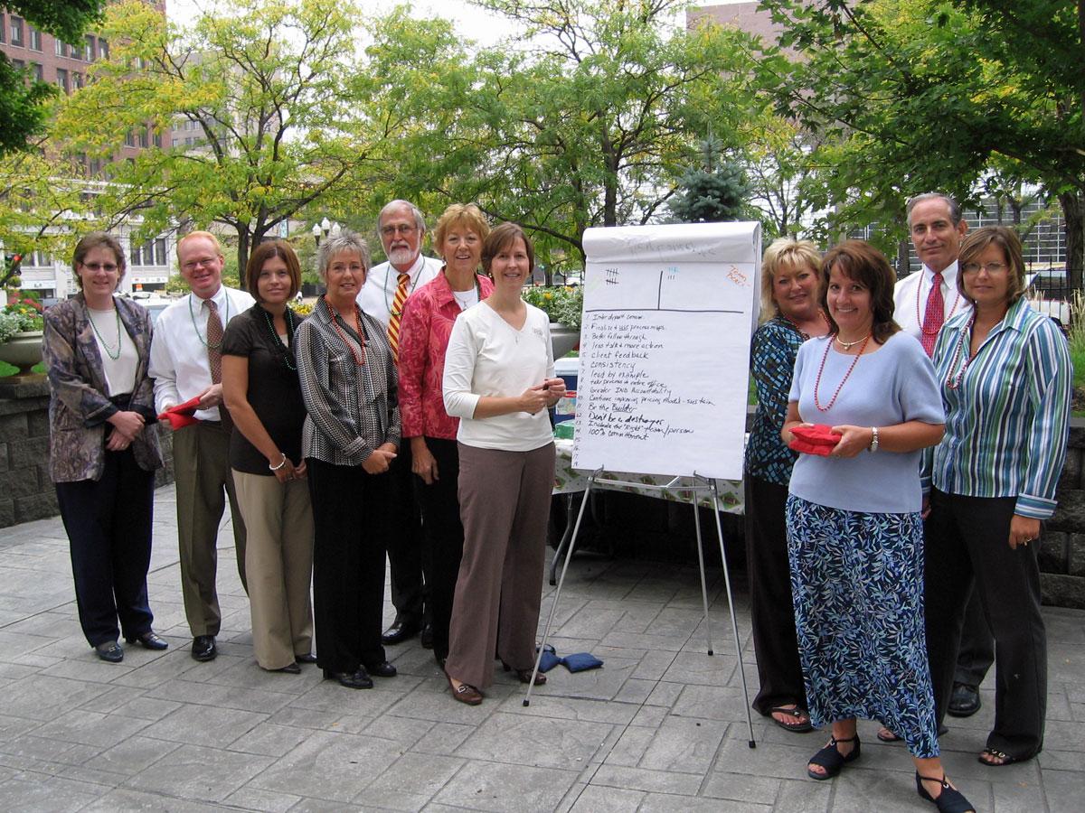 Alliance Benefit Group Working Smarter Celebration